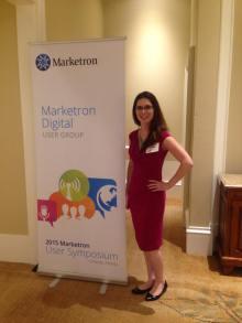 Nicole Slater featured speaker of 2015 Marketron User Symposium