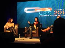 Featured Panelist at CRS Summit