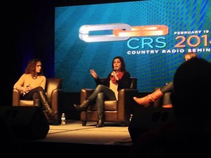 CRS social media panel Nicole Slater social media speaker